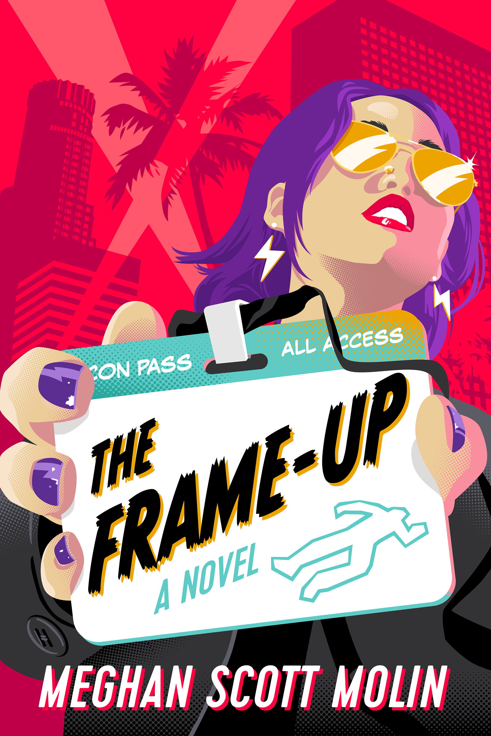The Frame-Up Cover Reveal